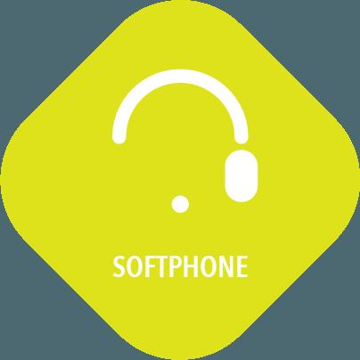 Akıllı Telefonlar için Softphone